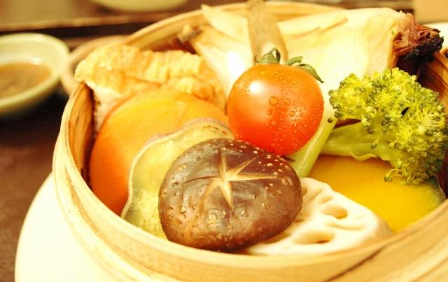温野菜ダイエットってどんな効果?