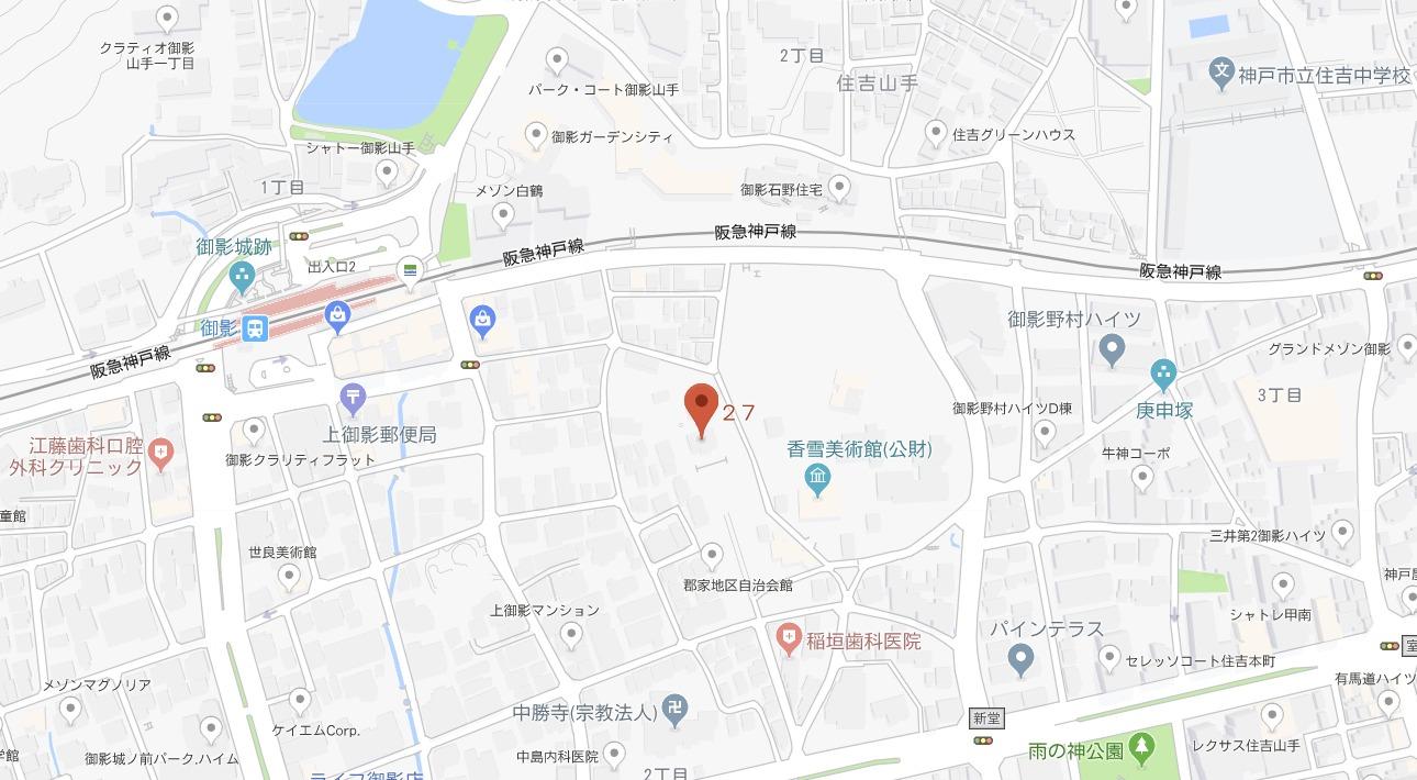 弓弦羽神社の最寄り駅は?歩けるの?